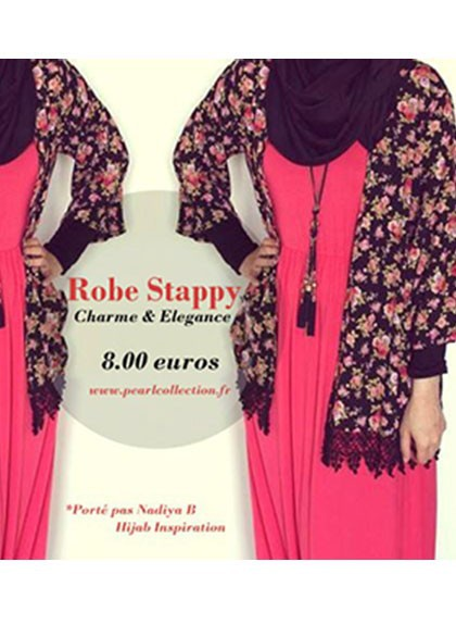 Robe Stappy Camel