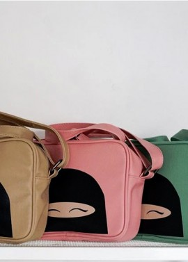 "Sac Pink collection ""Niqabie"""